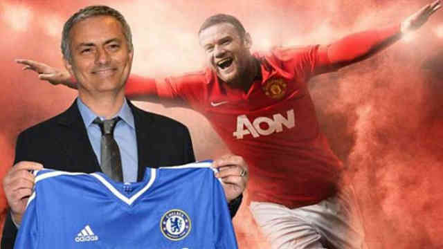 Jose Mourinho sounds like he does not Rooney in his team