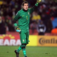 Julio Cesar has got another offer from Naples where he might be moving to