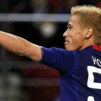 Keisuke Honda will be joining AC Milan in January