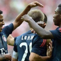 Bayern Munich 2 : 0 Barcelona Club Friendly Highlights