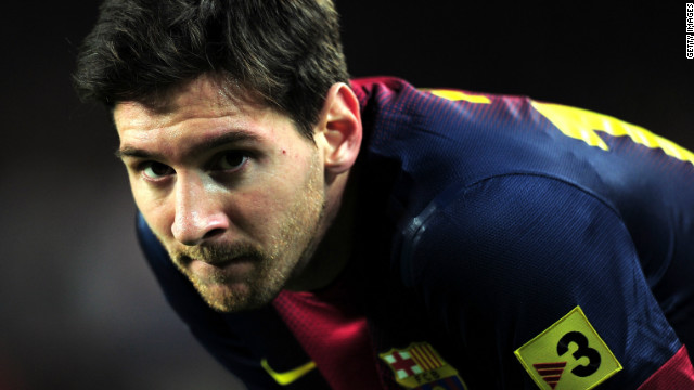 Lionel Messi is a like a Playstation player who has the metallic taste of Diet Coke. Discover 10 facts about Lionel Messi.