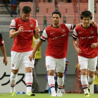 Nagoya Grampus Eight 1 : 3 Arsenal Club Friendly Highlights