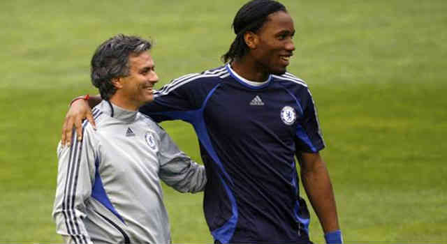 Mourinho would like to see the African back to London again