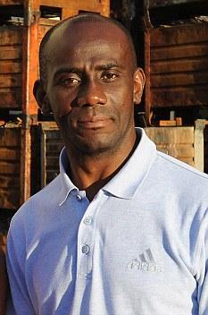 The proud father of Mario Balotelli-Thomas Barwuah.