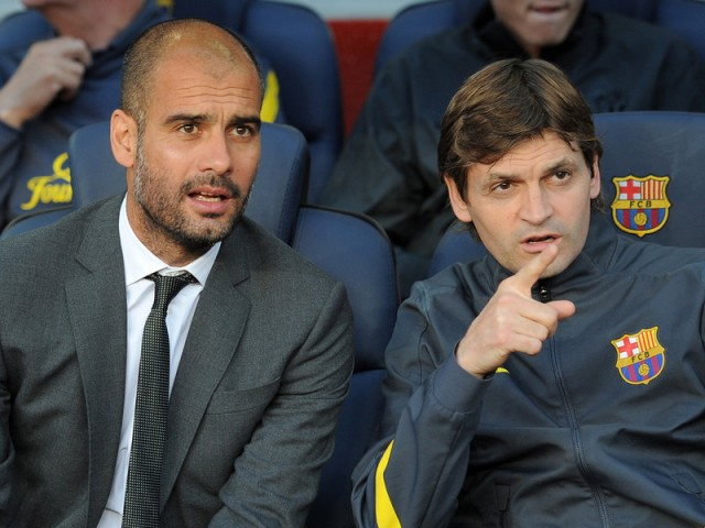 Vilanova disappointed with Guardiola after his bitter comments