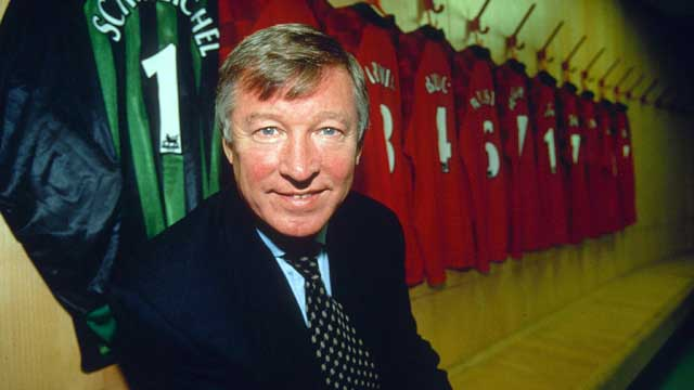 Following Sir Alex is an almost impossible task