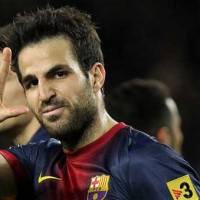 Is Cesc Fabregas on his way out of Barca?