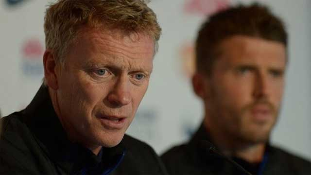 Does David Moyes have the pulling power?
