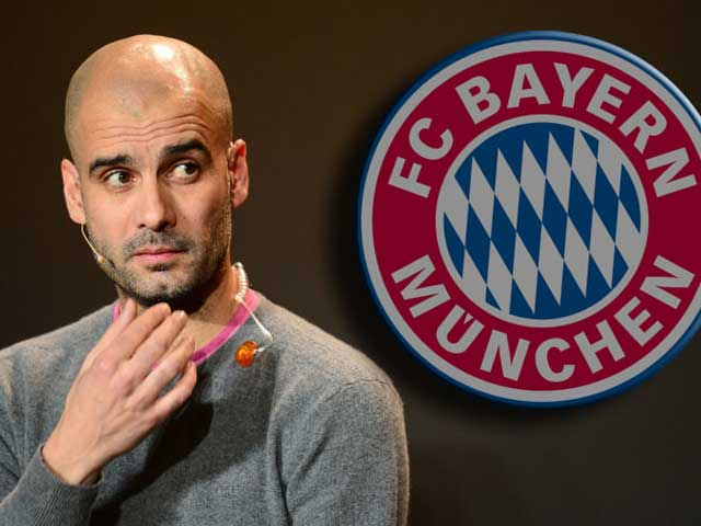 Pep would have been perfect for Manchester United