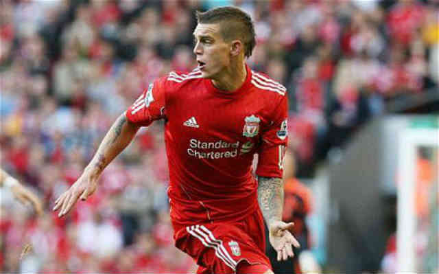 Agger desires to stay with his club Liverpool