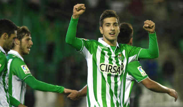 Alvaro Vadillo looks like will be joining Arsenal if Arsenal gets the chance to go