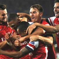 Fenerbahce 0 : 3 Arsenal Champions League Qualification Highlights