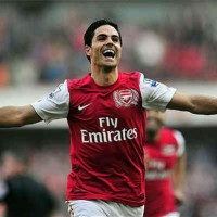 Arteta will be missing six weeks out from Arsenal because of injury he has suffered