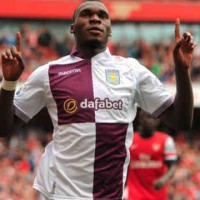 Benteke comes to rescue for Aston Villa