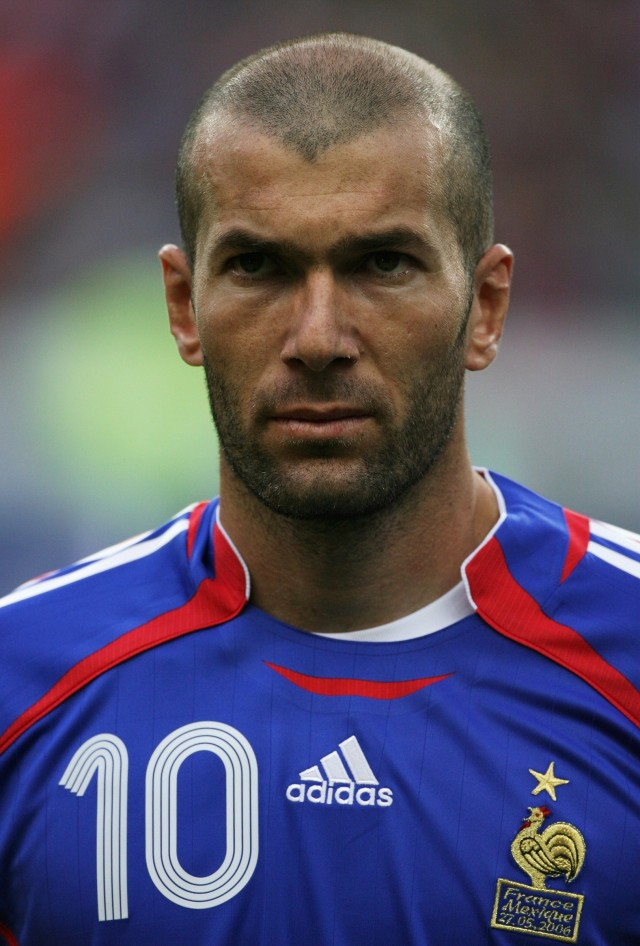 Coming from a family of Algerian origin, Zinedine Zidane's parents are from Kabylia in the province of Bejaia in Algeria.