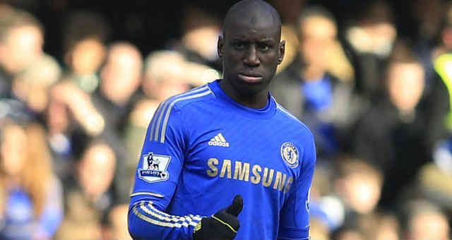 Demba Ba looks like he will make an exist from Chelsea but still thinks about it