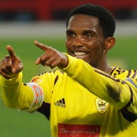 Eto'o to play for Arsenal?