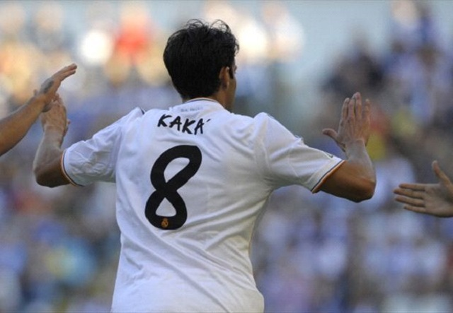 In the last friendly match booked for Real Madrid's schedule this season the Merengues defeated Deportivo de la Coruña by 4-0 with a double by Kaka
