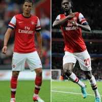 Arsenal ready to sell Chamakh and Gervinho