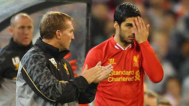 Luis Suraez makes amends with Liverpool and apologies for his attitude with the club