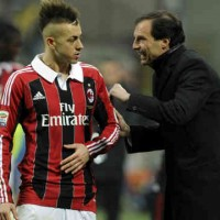 Massimiliano Allegri having doubts on Stephan El Shaarawy