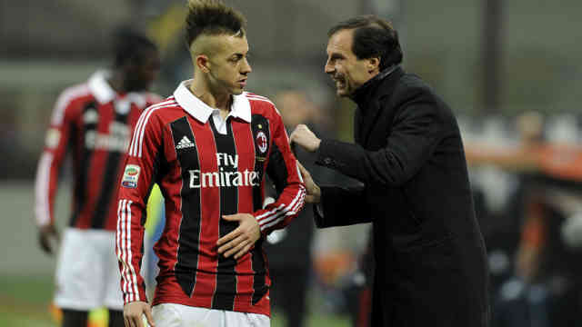 Massimiliano Allegri still has faith in Stephan El Shaarawy and that he will make a come back in this season in the Serie A