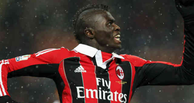 Mbaye Niang wants to remain in AC Milan as he finds it home
