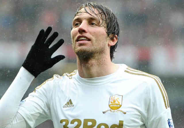 Michu has been target by Arsenal and the Spanish had a good season with Swansea City by scoring 18 goals