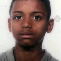 Guess that player- Nani when he was a kid