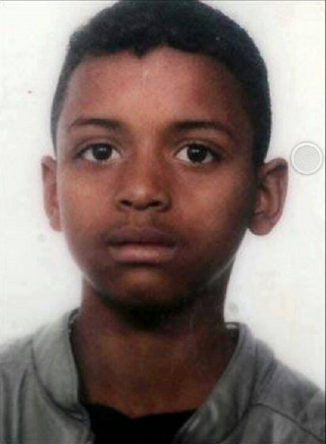 Nani when he was a kid-