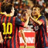 Neymar brings joy to his team with the team play he brings