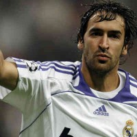 Raul thinks twice about Gareth Bale