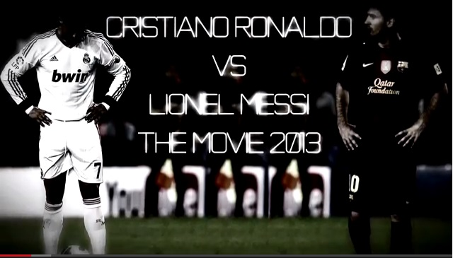 Real Madrid vs Barcelona. Cristiano Ronaldo vs Lionel Messi. The two best players in the world are the two biggest stars of two of the biggest clubs in the world.