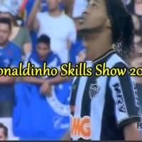 Ronaldinho Skills Show 2013