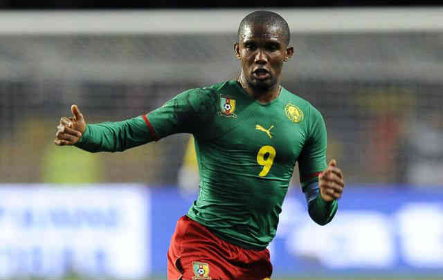 Samuel Eto'o would like to be back with his old manager once again Jose Mourinho