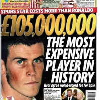 £105m deal agreed for Gareth Bale to Real Madrid