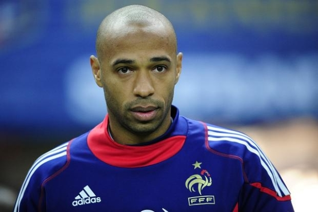 Thierry Henry is a French footballer of Caribbean origin, particularly Guadeloupe and Martinique by his father and by his mother.