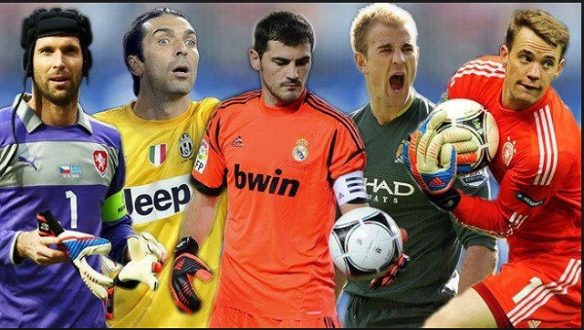 Top 10 Goalkeepers in the World of football, Casillas, Buffon, Neuer and others