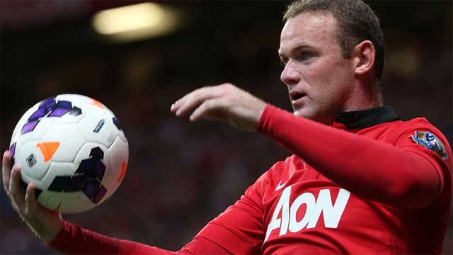 Rooney not handed in transfer request