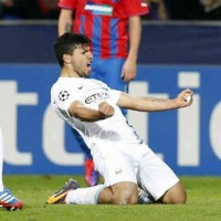 FC Plzen 0 : 3 Manchester City Champions Leagues play-off