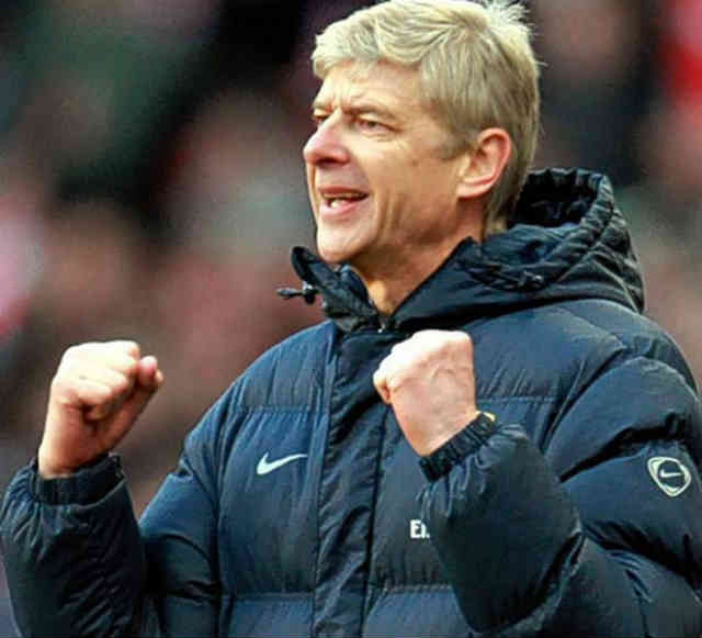 Arsene Wenger is really proud of the club he is part of
