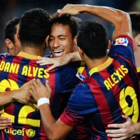 Barcelona 4 : 1 Real Sociedad Highlights