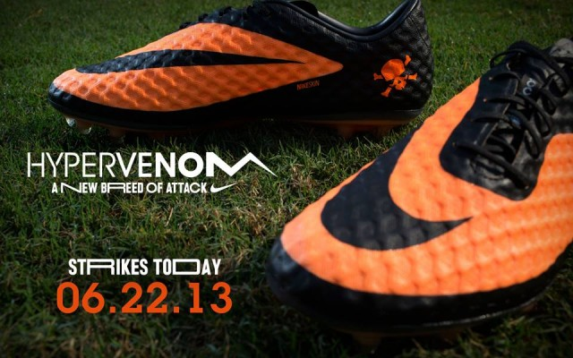 Control , passing, striking the HyperVenom is a good compromise that will appeal to any type of game ( Neymar dribble or Iniesta passing game )