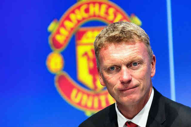 David Moyes cannot wait for his chance to show what he has for at the Champions League play off