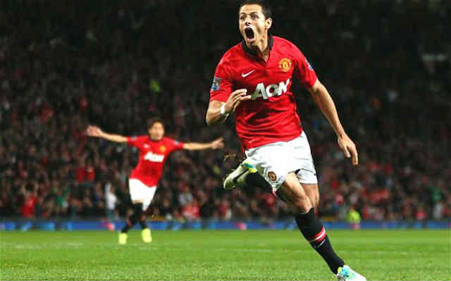 Hernandez brings Manchester United the victory with an amazing goal