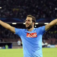Napoli 2 : 1 Borussia Dortmund Champions League play-off
