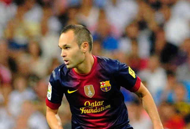 Iniesta decides to stay in FC Barcelona for the long run