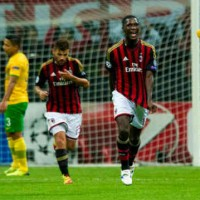 AC Milan 2 : 0 Celtic Champions League play-off