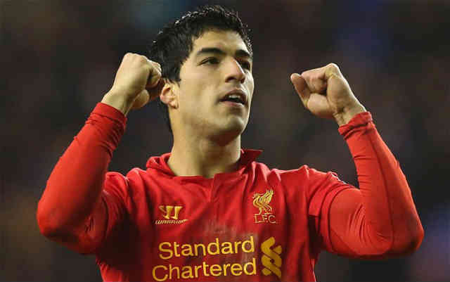 Luis Suarez suspension has been lifted off as he has served his ban