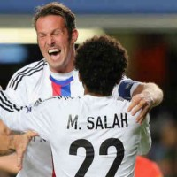 Chelsea 1 : 2 FC Basel Champions League play-off